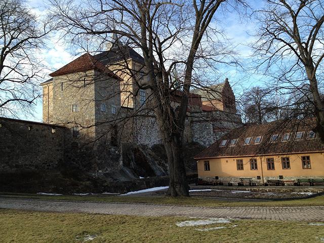 Akershus Slot Oslo