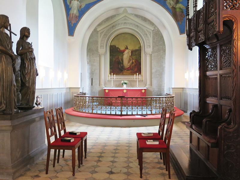 Sankt Katharina Kirke store heddinge