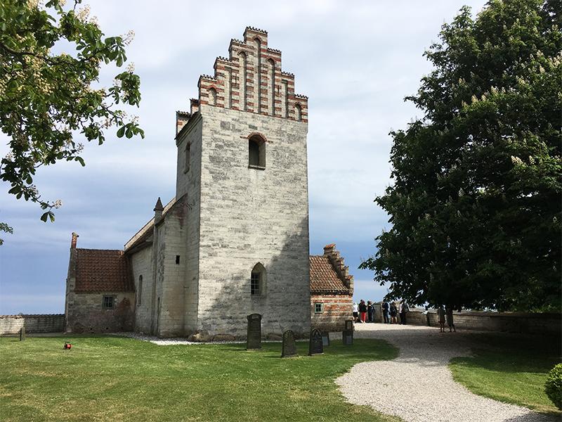 Højerup Gamle Kirke Stevns