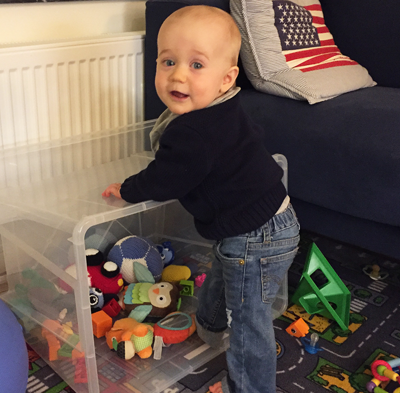 20 gaveidéer til en 1-årig