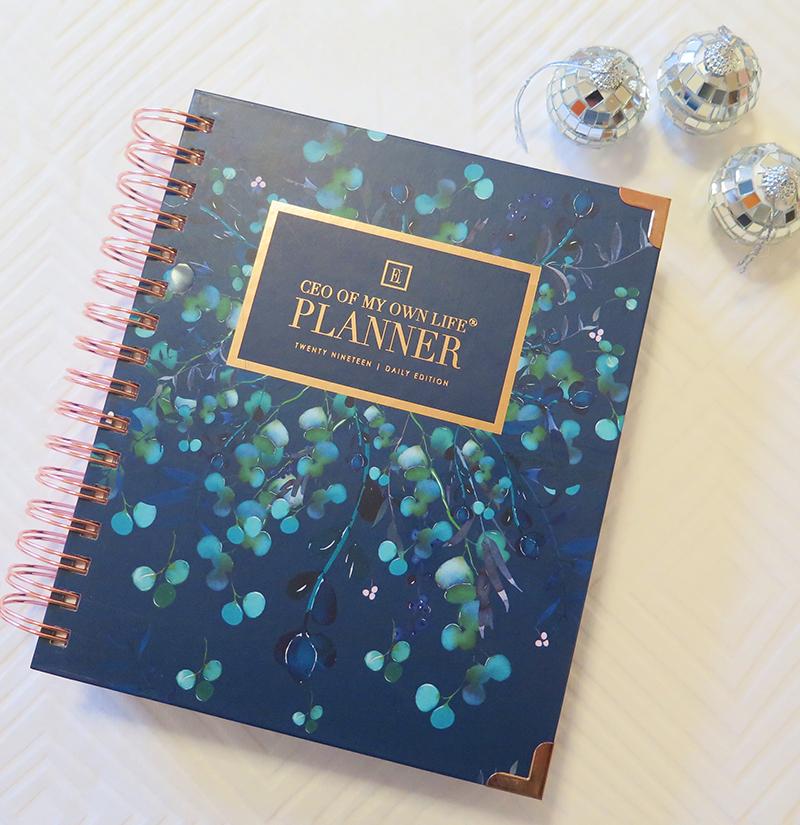 business planner 2019 - planlægning af dit år
