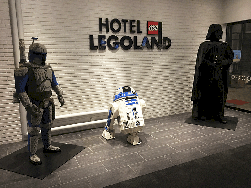 Hotel Legoland Billund Star Wars