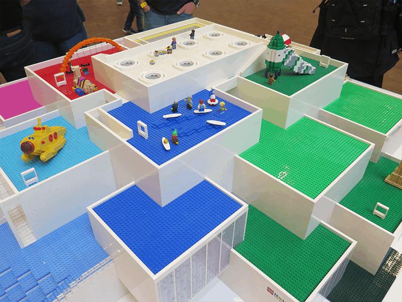 Lego House Bjarke Ingels Billund