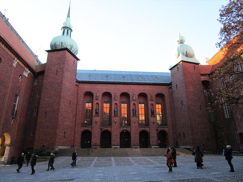 stockholm rådhus