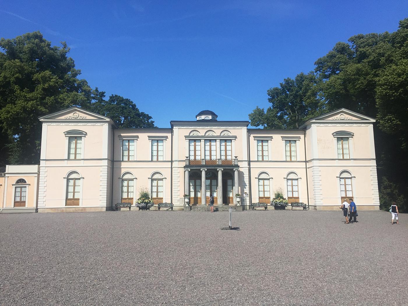 Rosendals Slot Djurgården Stockholm