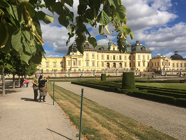 Dronningholm Slot