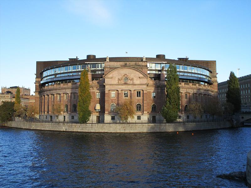 rigsdag stockholm