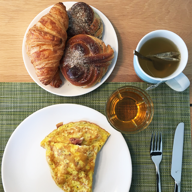 nakkefoldsscanning morgenmad