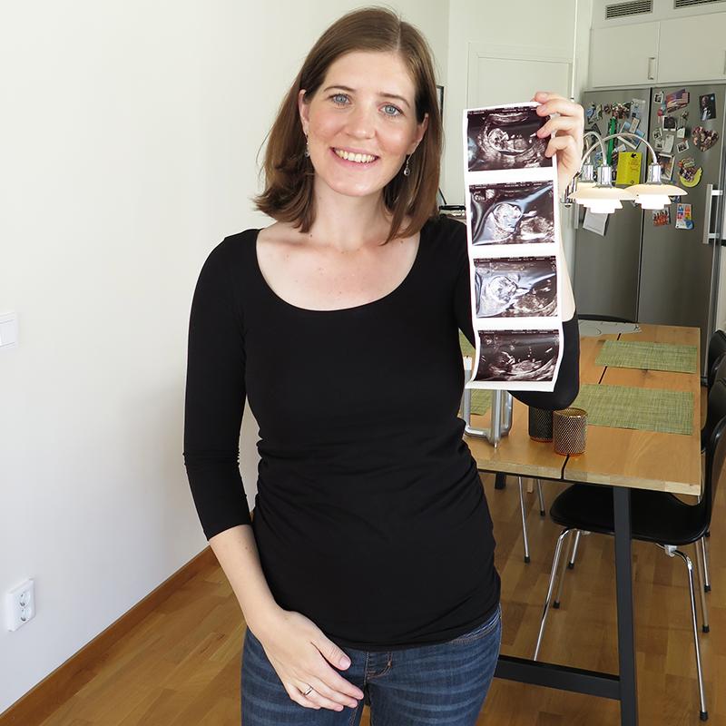 gravid familieforøgelse