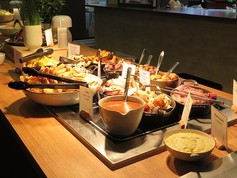 buffet food club aarhus