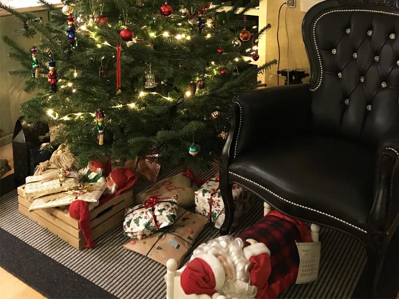 færre julegaver