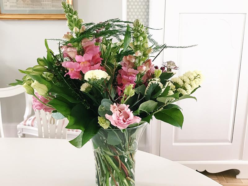 30 år blomster