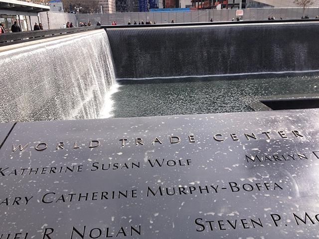 World Trade Center 9/11 Memorial new york