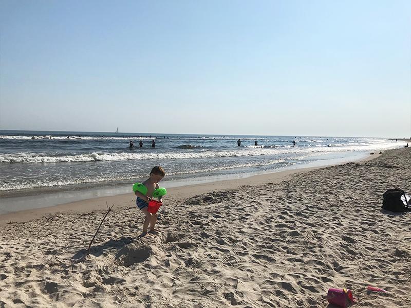 sveriges bedste strand sandhammaren ystad