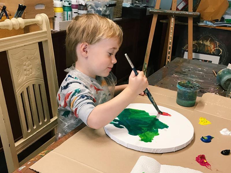 barn maler