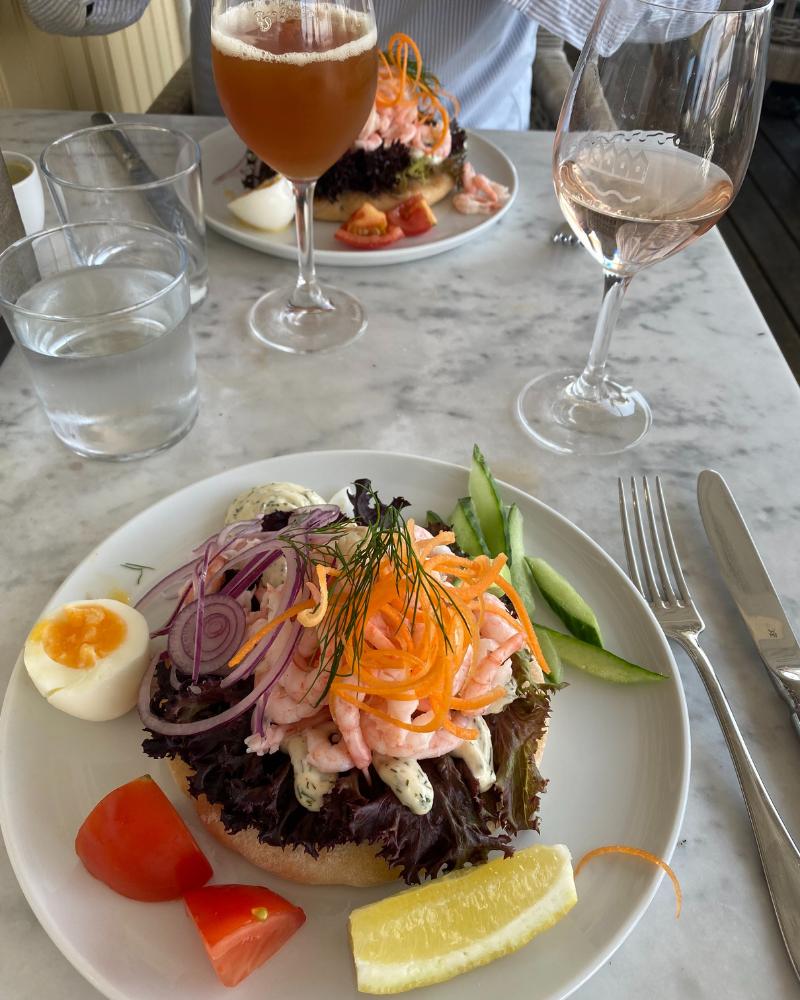 frokost i Helsingborg