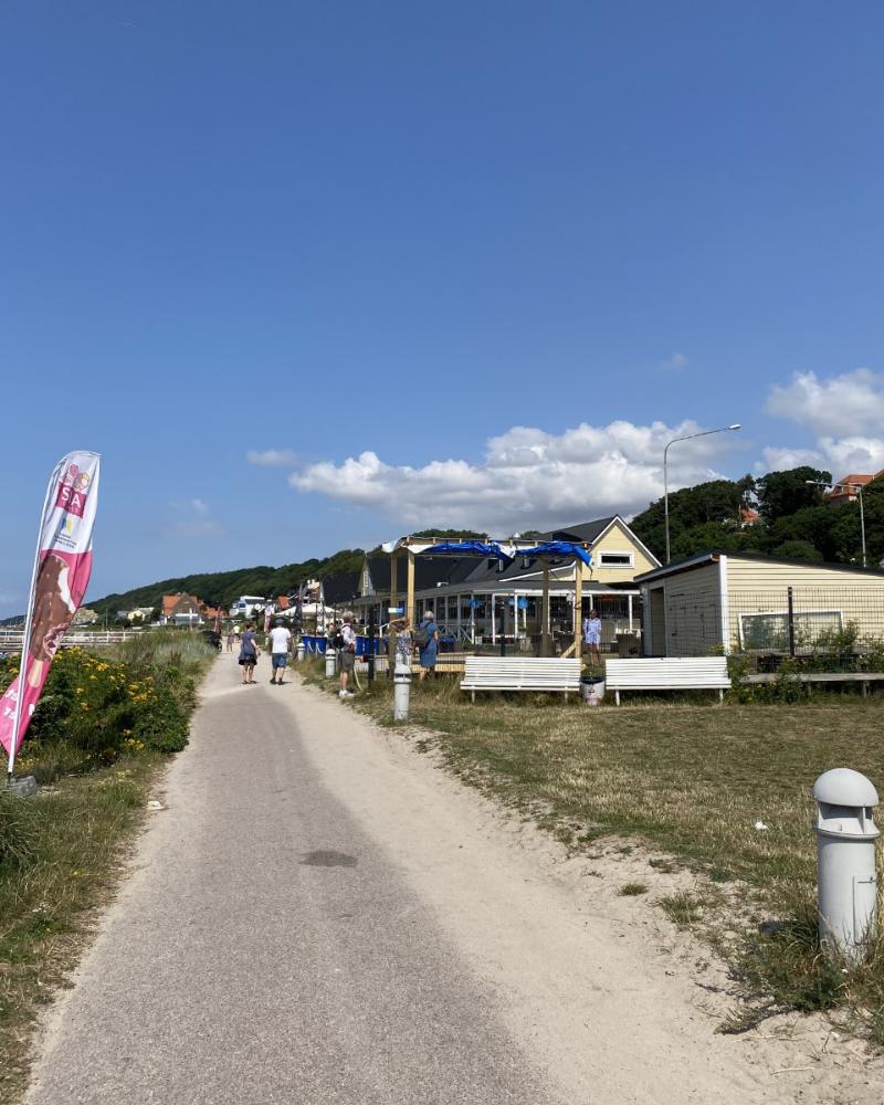 strandpromenade pålsjöbaden